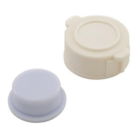 Replacement Drain Plug Cap for Intex Inflatable Air Bed Mattress - tool