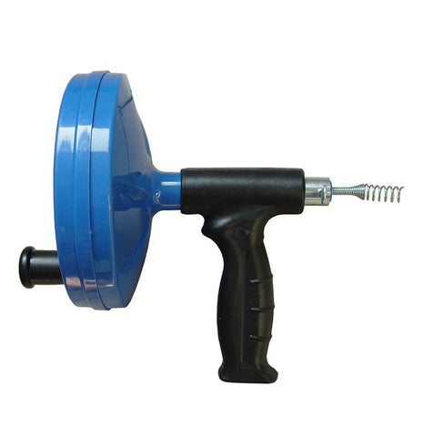 Hand Crank Drain Cleaner Cable Snake Tool - tool