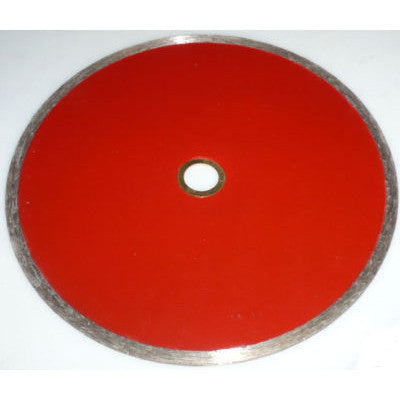 "7"" Wet Glass Diamond Tile Saw Continuous Rim Blade - tool"