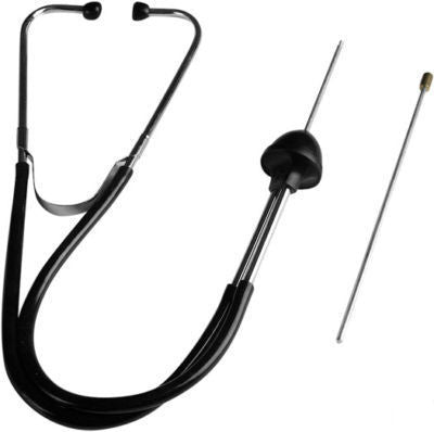 Mechanic's Engine Motor Diagnostic Stethoscope Tool Test Listening Device Tool - tool