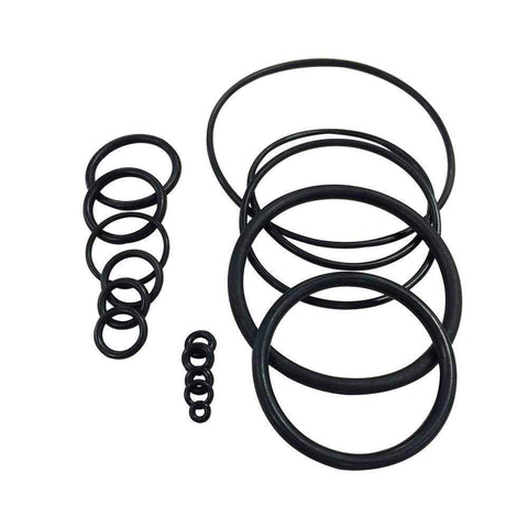 O-Ring Seal Kit Oring For Hitachi NV45AA, NV45AB, NV45AB2, NV45AC, NV45AE Nail Gun - tool