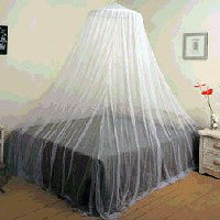 Mosquito Net Bed Canopy - tool
