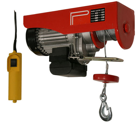 880 LB Electric Overhead Hoist Lift - tool