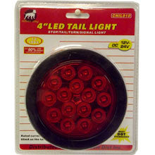 Replacement LED Round Tail Light for Truck or Trailer - tool