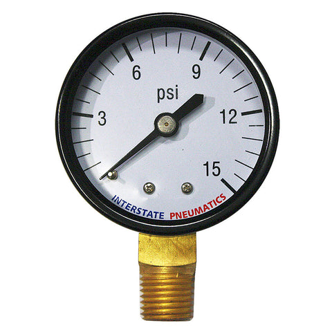 Accurate Low PSI Pressure Gauge - tool