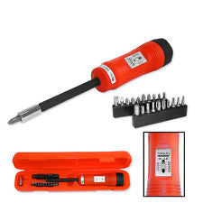 Ratcheting Adjustable Torque Screwdriver - tool