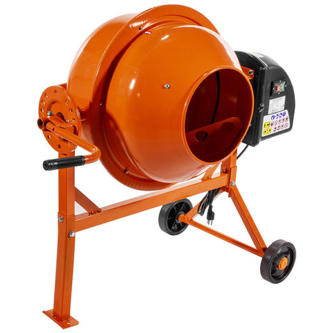 Small Electric Cement Mixer Machine - tool