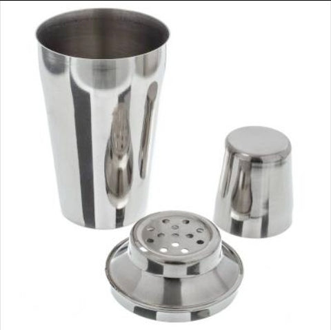 26 oz Stainless Steel Bar Drink Cocktail Shaker - JABETC