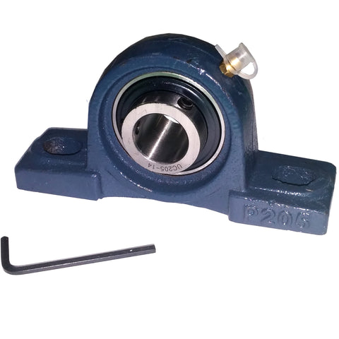 "7/8"" Pillow Block with Bearings - JABETC"