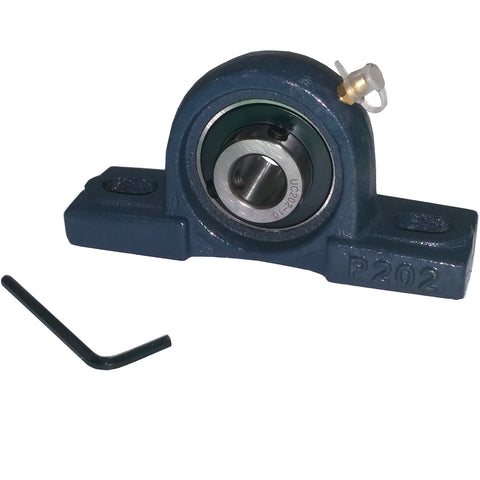 "5/8"" Pillow Block with Bearings - JABETC"
