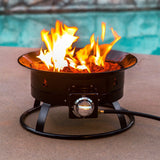 Small Portable Propane Fire Pit