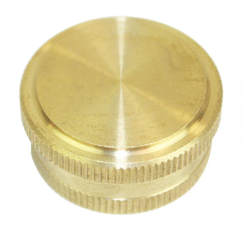 "3/4"" Garden Water Hose End Cap Plug Fitting - tool"