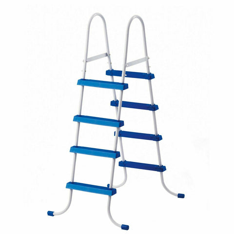 "48"" Two Section Ladder for Intex Ultra Frame Swimming Pool Step Above Ground"