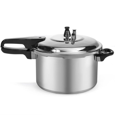 8 Qt Stove Top Pressure Cooker Pot