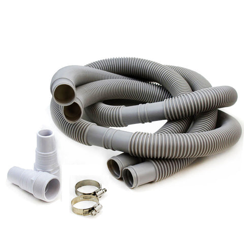 "Replacement 1 1/2"" Pool Pump Hose Set for Intex Pools - tool"