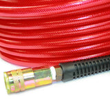 Lightweight 1/4 Inch PVC Air Hose