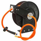 Automatic Wind Up Retractable AIr Hose Reel - tool