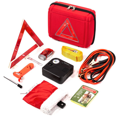 Roadside Emergency Car Tool Kit