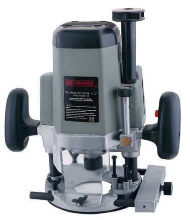 Deluxe 3 HP Plunge Router Plunger