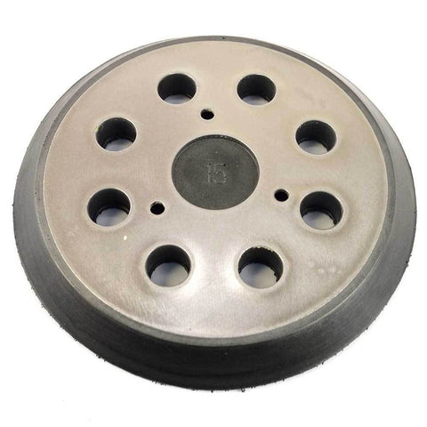 "Replacement 5"" Hook and Loop Disc Sander Sanding Pad for Ridgid and Ryobi"