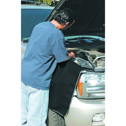 Vehicle Fender Cover Mat - tool