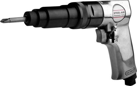 Pistol Grip Air Screwdriver - JABETC - 1