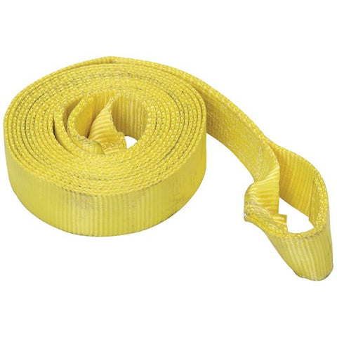 20 Foot Tow Towing Recovery Webbed Strap - tool