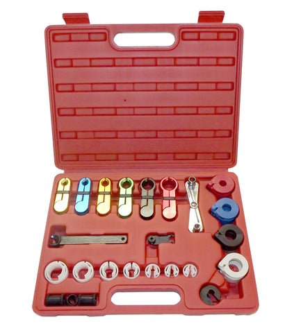 Fuel and AC Line Disconnection Tool Kit - tool