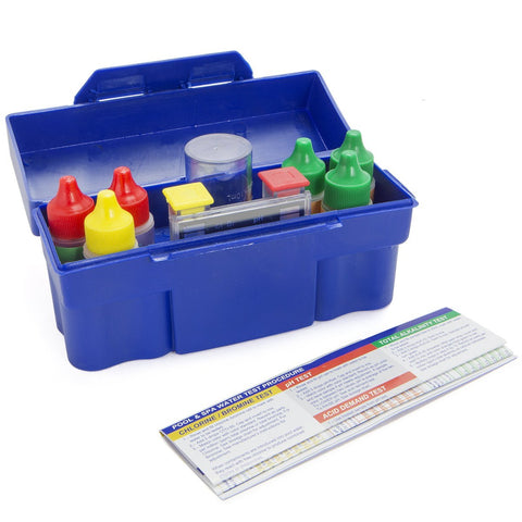 Testing Kit for Swimming Pool Water - tool