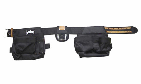 Lightweight Contractor Tool Pouch Bag Set - tool