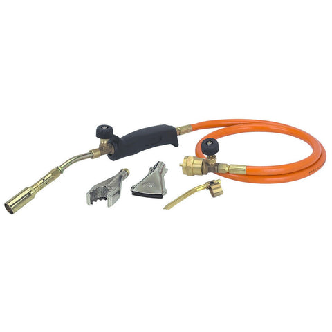 Small Brazing Propane Soldering Torch - tool