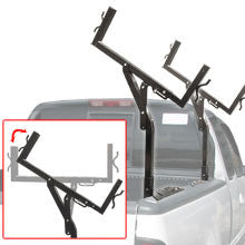 2 Piece Truck Bed Ladder Pipe Carrying Rack - JABETC