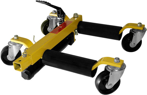 Hydraulic Car Wheel Dolly Lift - JABETC - 1