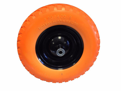 Replacement Flat Free Tire for Wheelbarrow - JABETC