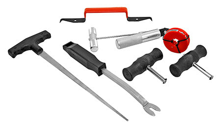 Auto Car Automotive Windshield Window Remover Tool Kit - tool
