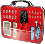 Network Cable Crimp Tool Kit - tool