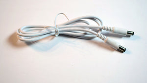 Fogger (ultrasonic transducer) to Power Supply Replacement Wire 2.5 x 2.5 Male to Male DC Cable