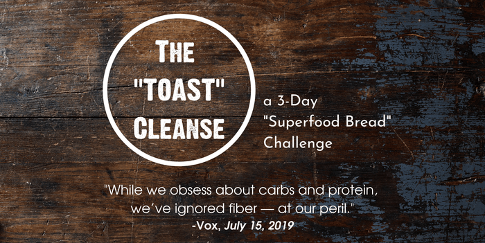 Can The Toast Cleanse Save America?