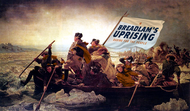 keto bread washington crossing the delaware uprising