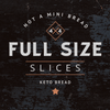 Family and Friends Bundle - Buy 6 Keto Kubes™ GET 2 Loaves ($24) in Gift Cards FREE - Uprising Food, Inc. - Keto Bread