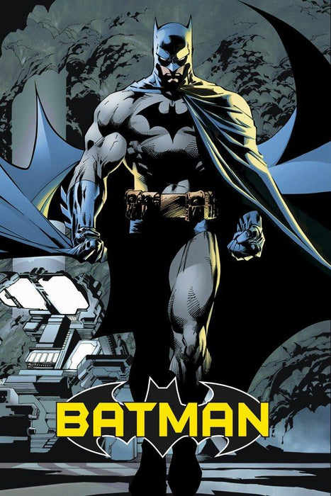 Batman Comic Stor Plakat