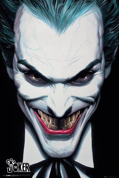 DC Comics The Joker Stor Plakat