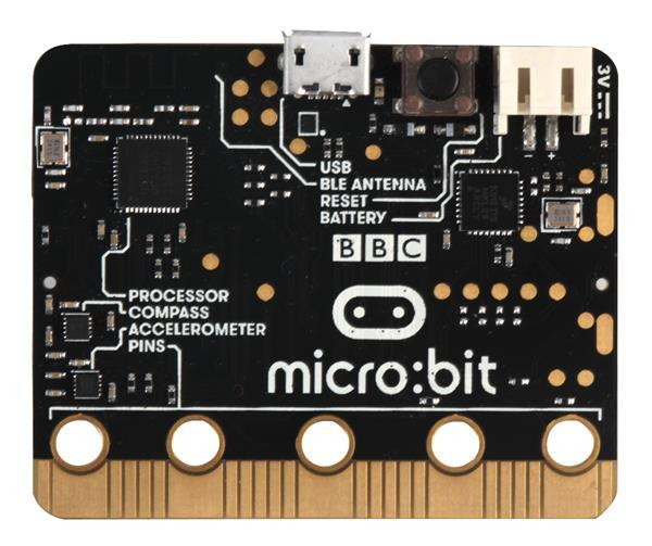BBC micro:bit Project kit U:Create (6 projects) incl micro:bit, batteries, accessories, CE - Mods4Mars