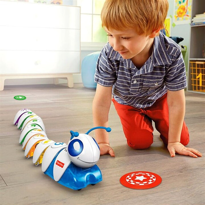 Code-A-Pillar Fisher Price