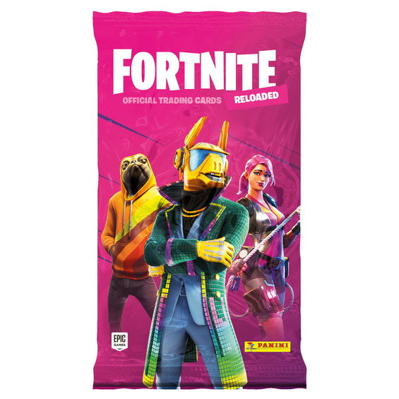 Fortnite Chapter 2 TCG Reloaded Booster