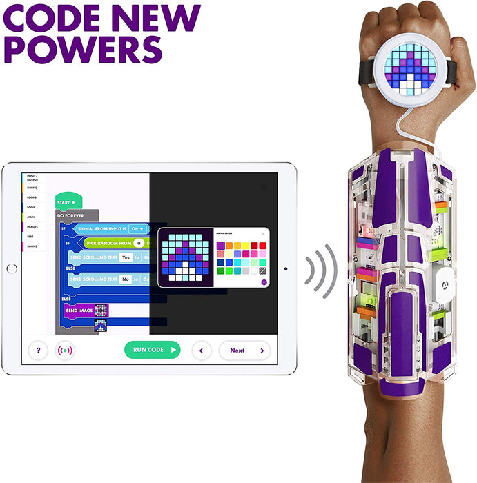 littleBits Avengers Hero Inventor Kit - Mods4Mars