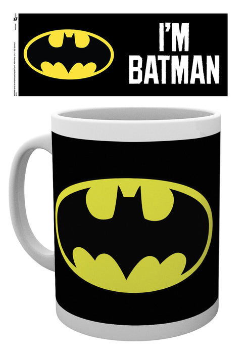 Batman Comic Logo Krus