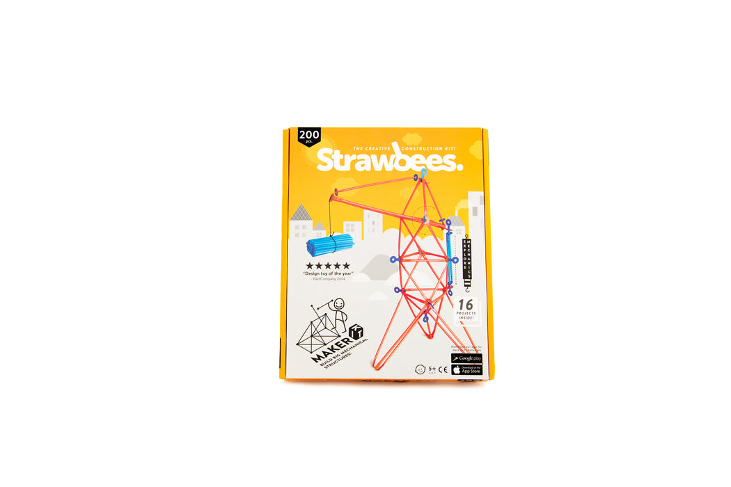 Strawbees Maker Kit - Mods4Mars