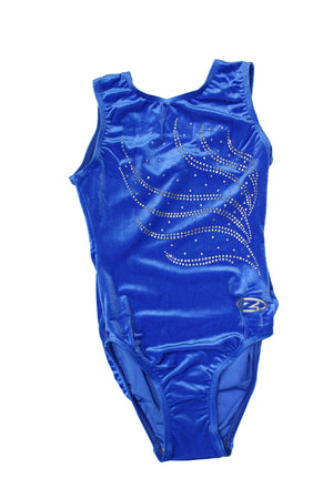 Girl's Gym Squad Leotard