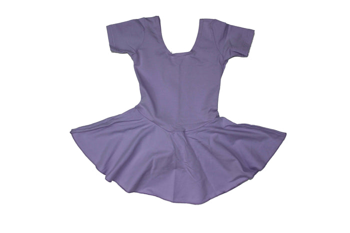 Lilac Skirted Leotard (Hannah)